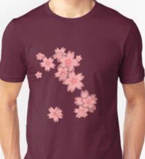 Flower Sakura Japanese Unisex T-Shirt