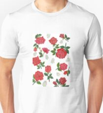 Red rose by any other name Unisex T-Shirt