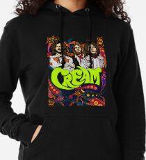 Cream Band, Clapton, kein Hintergrund Leichter Hoodie
