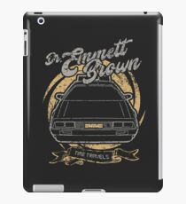 Time Travels iPad Case/Skin