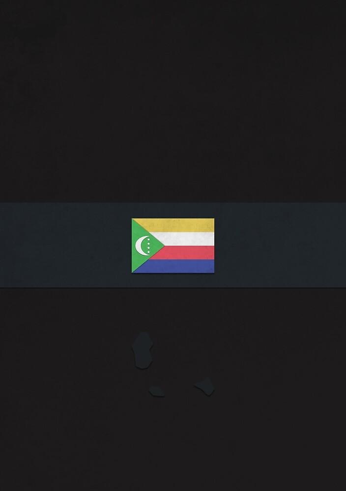 Comoros by FlatFlags