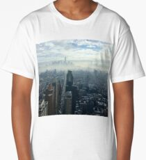 urban landscape Long T-Shirt