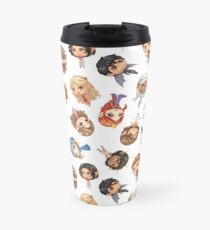Chibi ACOTAR Travel Mug