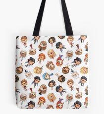 Chibi ACOTAR Tote Bag