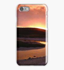 Isle of Harris Sunset iPhone Case/Skin