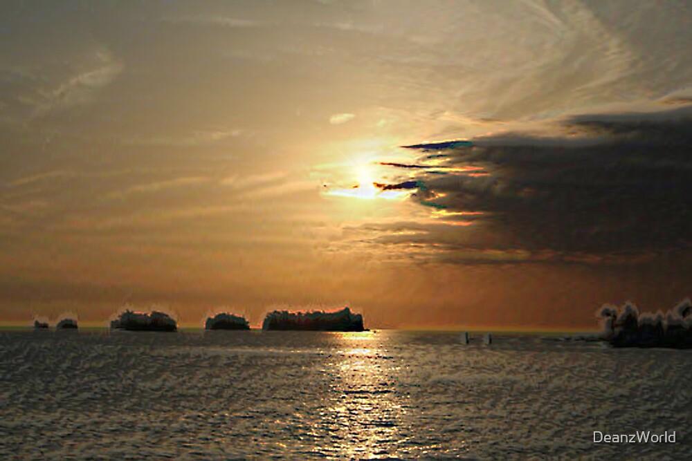 Julie's Sunset Redo II by Dean Warwick
