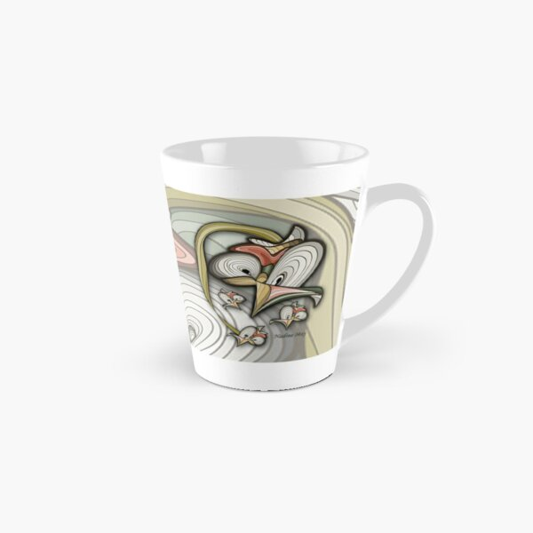 Organic futuristic creation.  Tall Mug