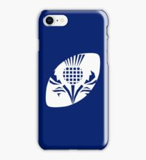Rugby Scotland iPhone Case/Skin