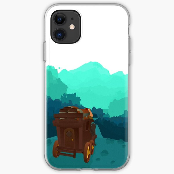 The Read to Adventure iPhone Soft Case