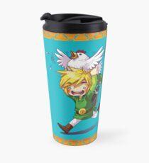 Cucco Run! - Legend of Zelda Travel Mug