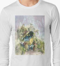Vivi Rain Long Sleeve T-Shirt