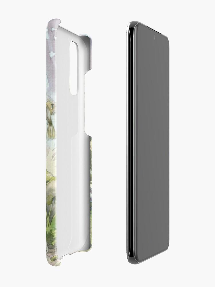 Alternate view of Vivi Rain Case & Skin for Samsung Galaxy