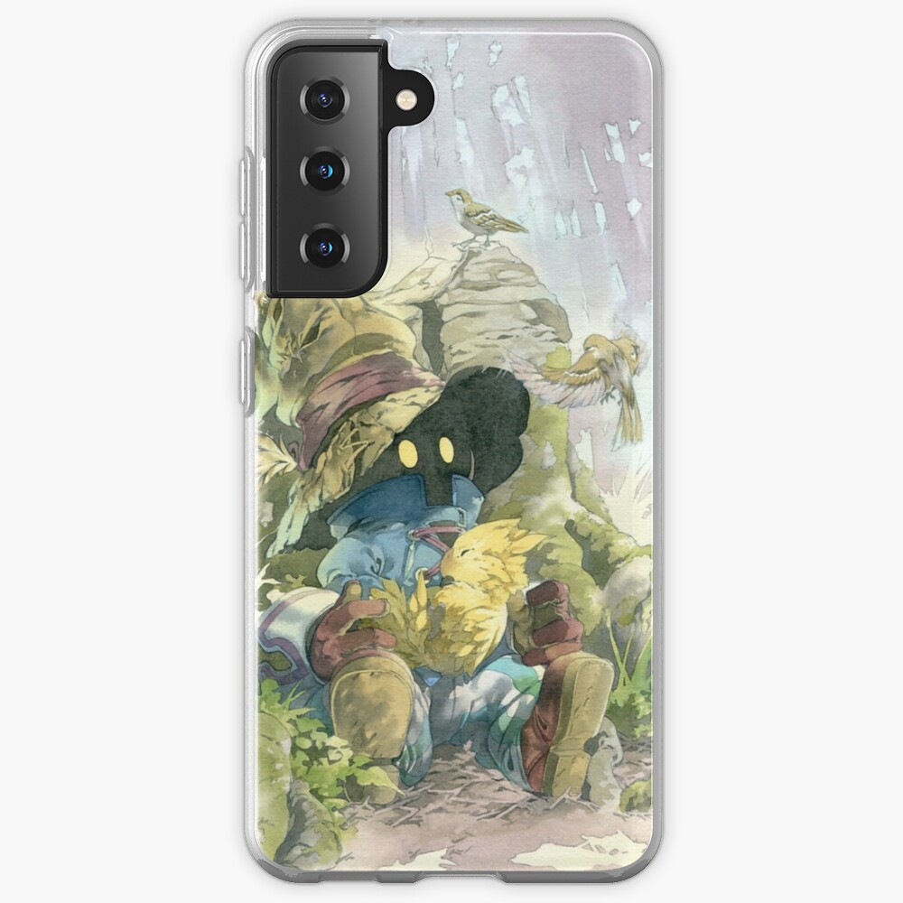 Vivi Rain Case & Skin for Samsung Galaxy