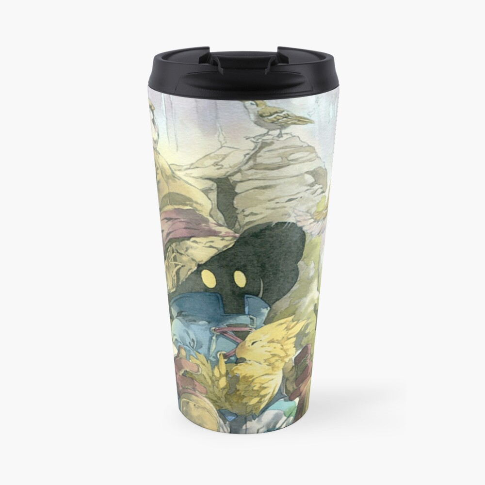Vivi Rain Travel Mug