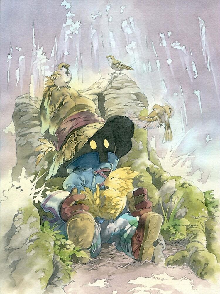 Vivi Rain by FranGSal