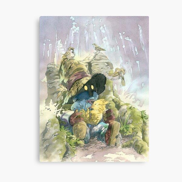 Vivi Rain Canvas Print