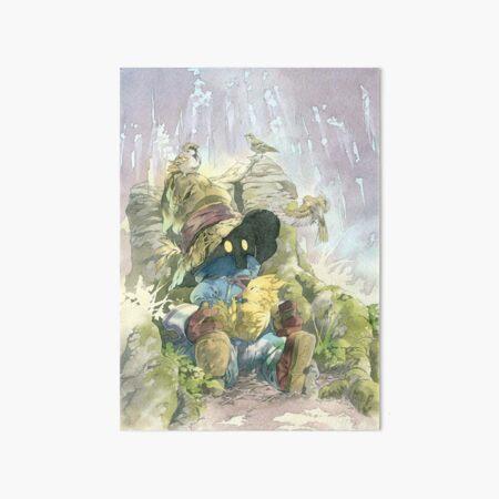 Vivi Rain Art Board Print