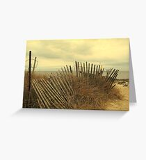 Higbee Beach Greeting Card