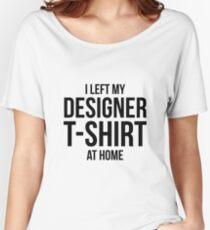 Designer t-shirt Women's Relaxed Fit T-Shirt