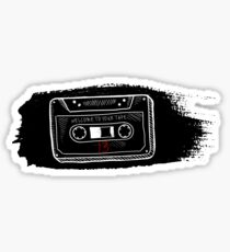 Tape - 13 reasons why Sticker
