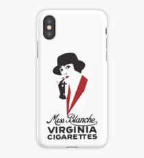 Vintage 1920's Cigarette Advertisement iPhone Case/Skin