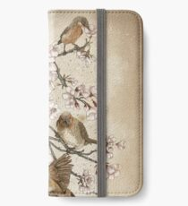 Too many birds iPhone Wallet/Case/Skin