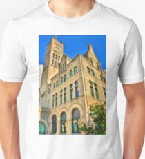 Nashville's Union Station Tower Unisex T-Shirt
