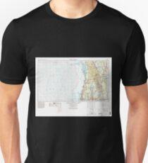 USGS TOPO Map Florida FL Tarpon Springs 348804 1955 250000 T-Shirt