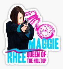 Maggie Rhee Sticker
