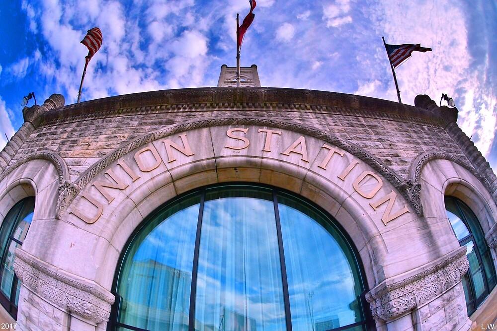Nashville's Union Station by LisaWootenPhoto