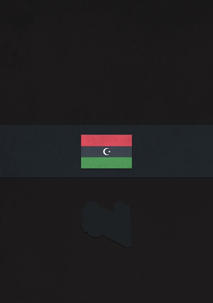 Libya by FlatFlags