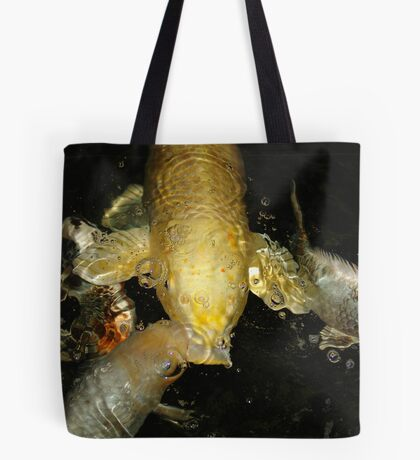 Goldie and the Bubble Machine Tote Bag