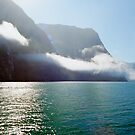 Milford Mist Clearing by kevin smith  skystudiohawaii
