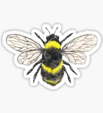 save the bee Sticker