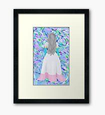 Princess Allura Framed Print