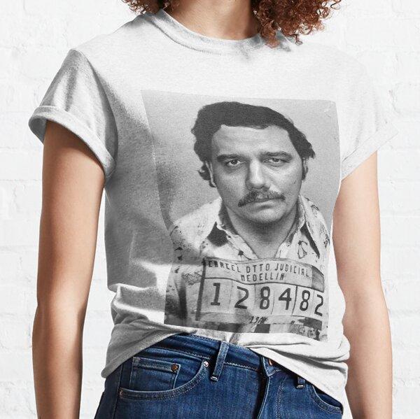 ARTIST T-Shirt Pablo Escobar Narcos Medellin Cartello