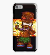 Party Tiki iPhone Case/Skin