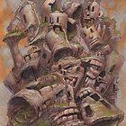 The Ridgerest Pile by Ethan  Harris