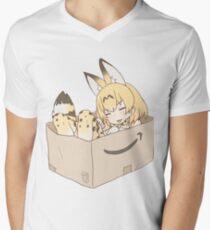 Serval Cat in a Box Kemono Friends T-Shirt