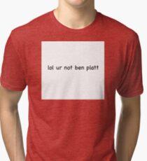 lol Ihr nicht ben platt Vintage T-Shirt