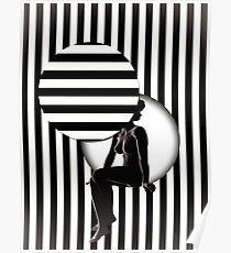 Art of a striptease Poster
