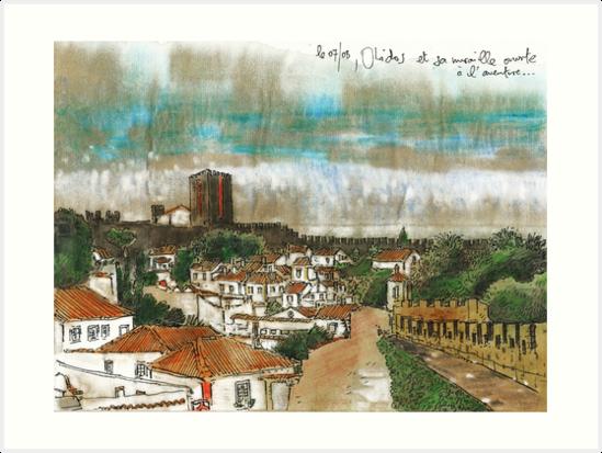 Óbidos by JGarcin