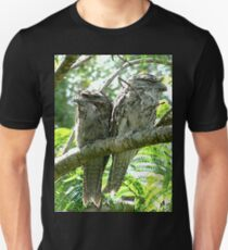Tawny Frogmouths # 1 Unisex T-Shirt