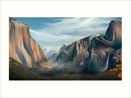 Yosemite von unikatdesign