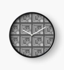BLADE RUNNER - DECKARD WALL TILES Clock