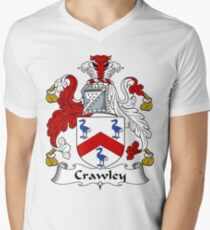 Crawley  Men's V-Neck T-Shirt