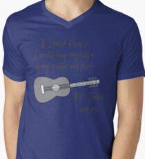 Mr. Jones  Men's V-Neck T-Shirt
