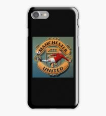 Manchester United With Rooney Painting iPhone Case/Skin