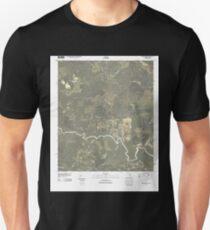 USGS TOPO Map Florida FL Kings Ferry 20110302 TM T-Shirt