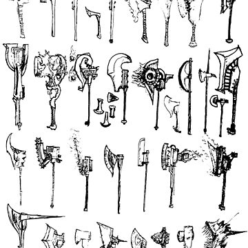 Axes by Gaius
